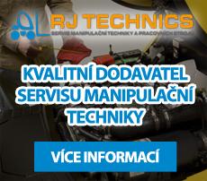 RJ Technics - servis manipulační techniky