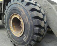 Mobilní servis OTR/EM pneumatik