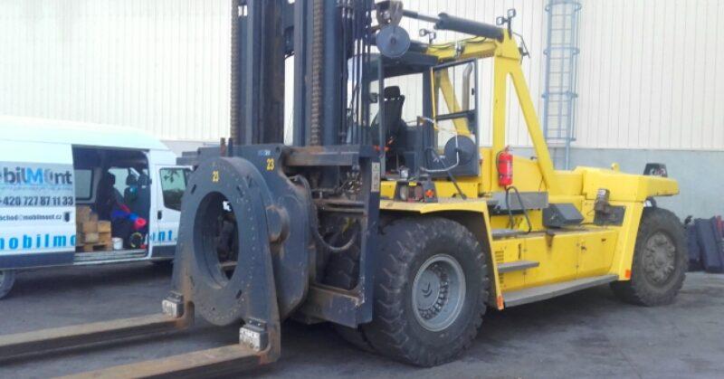 Prodej a montáž OTR/EM pneu